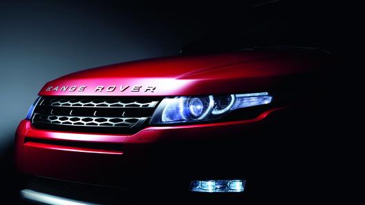 Land Rover обнародовал изображения пятидверного Evoque