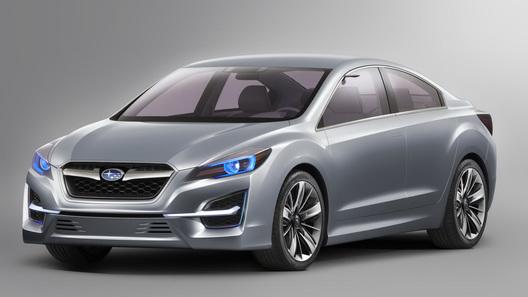 В Subaru дали представление об облике новой Impreza