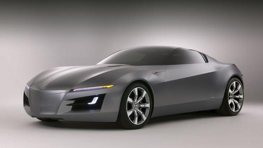 Будущий Honda NSX станет гибридомобилем
