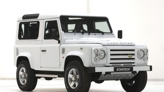 Land Rover Defender превратили в подобие яхты