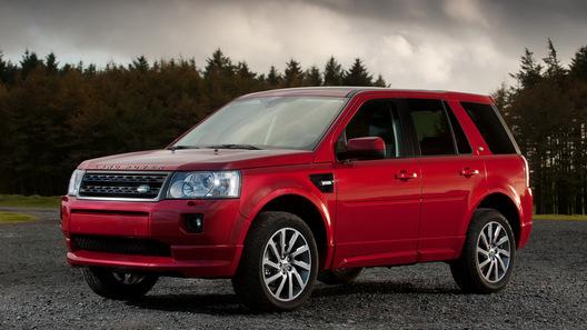 Land Rover Freelander получил лимитированную Sport-серию