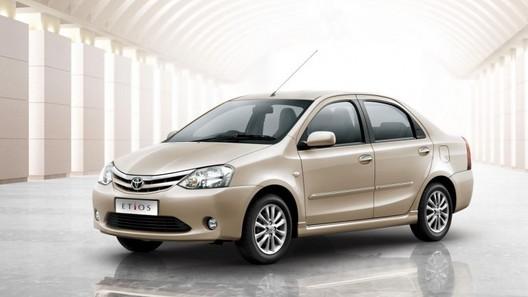 Toyota разработала седан специально для Индии