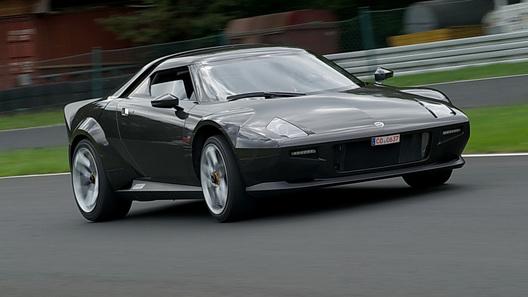 Обнародованы технические характеристики возрожденной Lancia Stratos