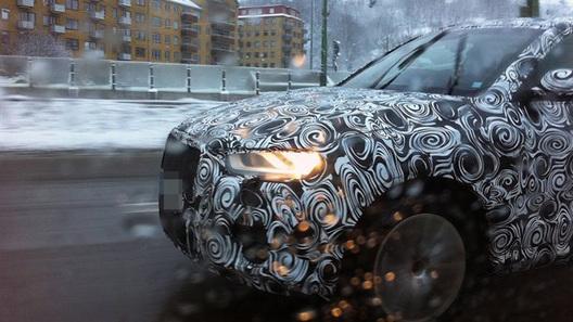 Шпионы поймали Audi Q3 проходящим дорожные тесты