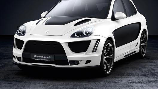 Porsche Cayenne превратился в Gemballa Tornado