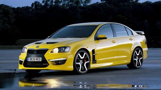 В Англии открыт прием заказов на седан Vauxhall с мотором от Corvette