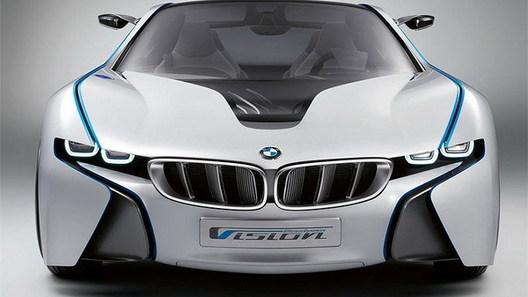 Объявлена примерная стоимость гибридного суперкара от BMW