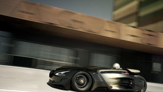 Электрический Peugeot EX1 записал на свой счет первый рекорд