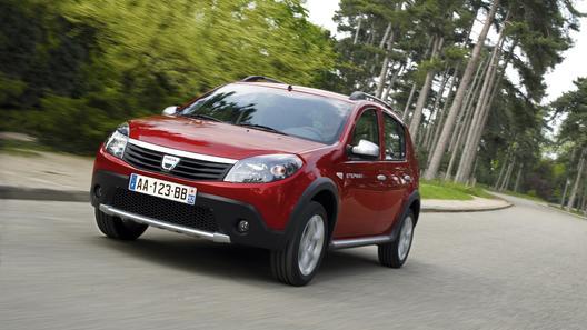 Бюджетный кроссовер Renault Sandero Stepway будет стоить 445 000 рублей