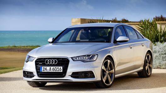 Пробуем на вкус новейшую Audi A6 в горах Сицилии