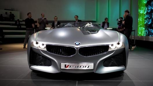 BMW раскрыл тайны своего концепта