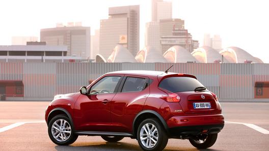Nissan объявил российские цены на кроссовер Juke