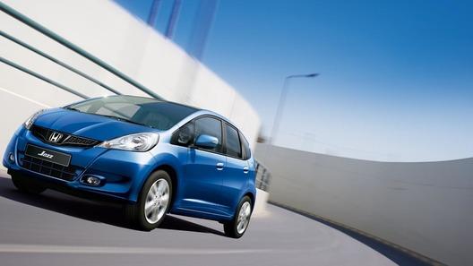 Продажи нового Honda Jazz в России начнутся 11 марта