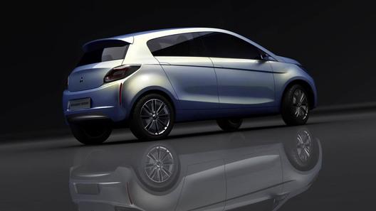 Mitsubishi через год представит новую компактную модель