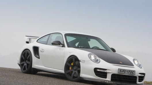 Ателье Sportec нашло возможность доработать Porsche 911 GT2 RS