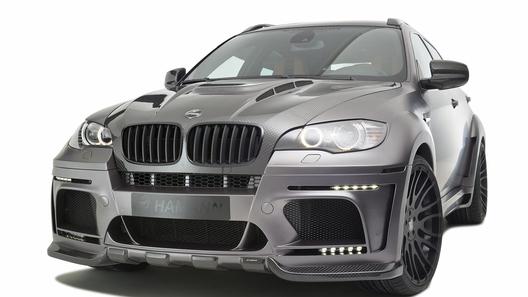 Ателье Hamann выполнило очередное упражнение на тему BMW X6M