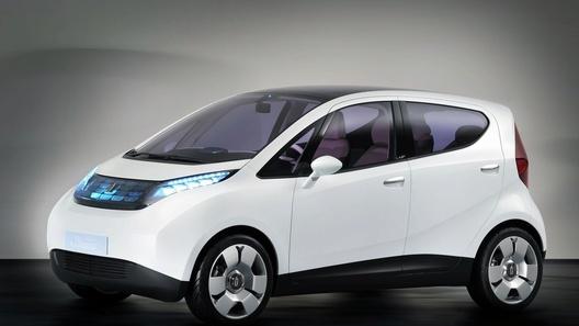 Электромобиль Pininfarina пойдет в серийное производство