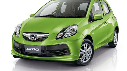 Honda создала эксклюзивную модель для Таиланда и Индии