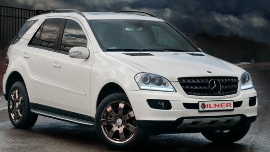 Болгарские тюнеры поработали над Mercedes-Benz ML