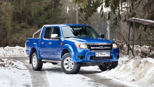 Ford Ranger: тестируем версию с