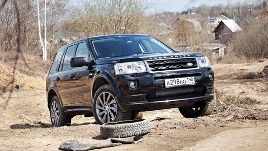 Land Rover Freelander 2: рестайлинг дорогого стоит