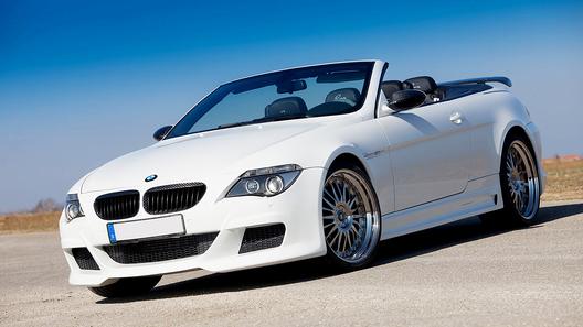 BMW 6 Series получил очередной стайлинг-кит от Lumma