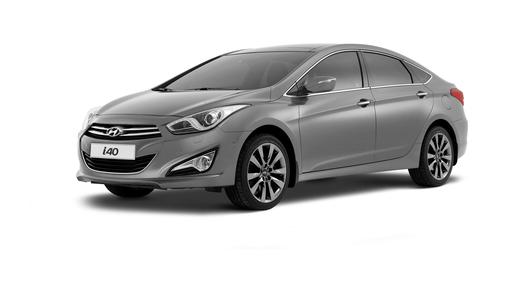 Продажи нового седана Hyundai i40 стартуют в начале 2012 года