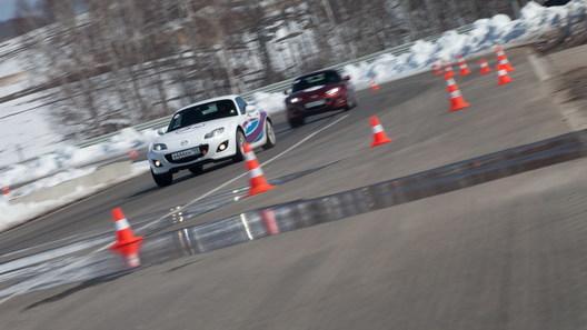 Mazda запустила любительский чемпионат Sport Cup 2011