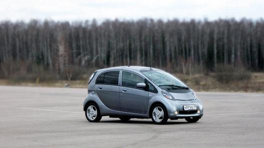 Mitsubishi i-MiEV будет стоить в России 1 799 000 рублей