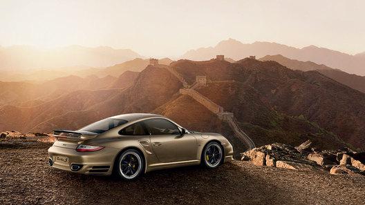 Китайский рынок получит уникальный Porsche 911 Turbo