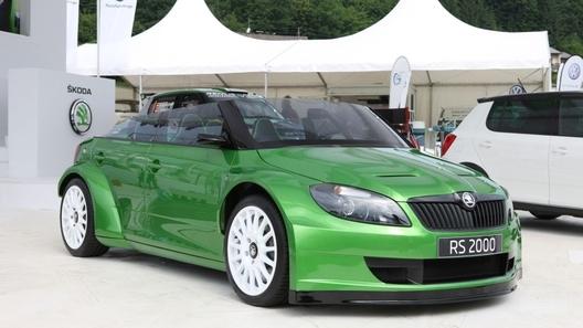 Skoda отказалась от намерения создать спорткар