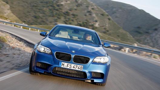 Новая BMW M5 будет стоить от 147,7 тысяч долларов