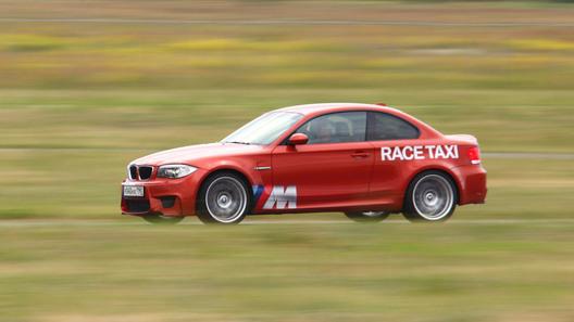 Тест-драйв баварских спорткаров BMW M-Day