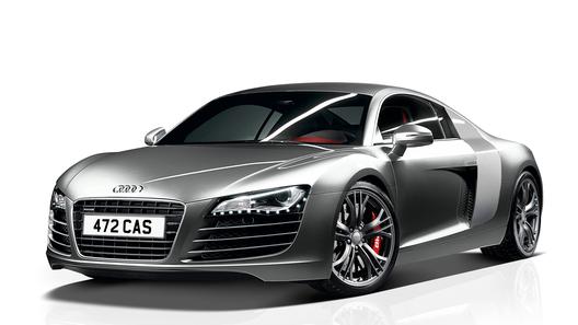 Audi R8 в особом исполнении появится на рынке Великобритании