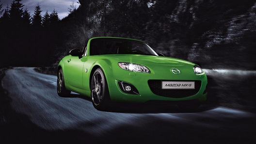 Mazda MX-5 получила особое исполнение Karai