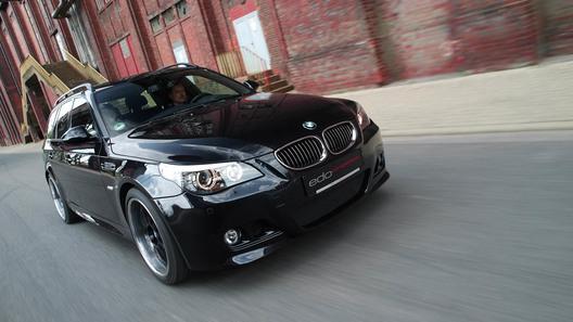 Универсал BMW M5 получил модификацию Dark Edition