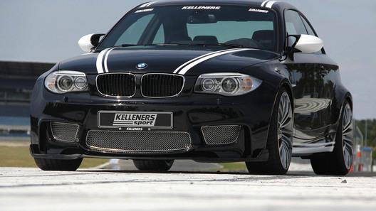Очередной проект на базе BMW 1 Series M Coupe представили немецкие тюнеры