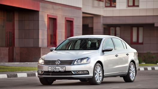 Volkswagen Passat: шестое с половиной поколение
