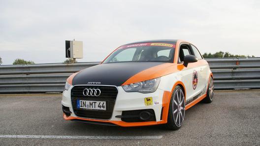 В МТМ разогнали Audi A1 до 324 км/ч