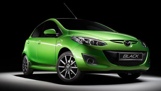 Mazda МХ-5 и Mazda2 получат ограниченную