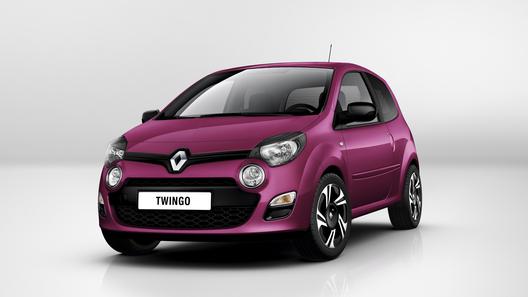 Опубликовано первое фото рестайлингового Renault Twingo