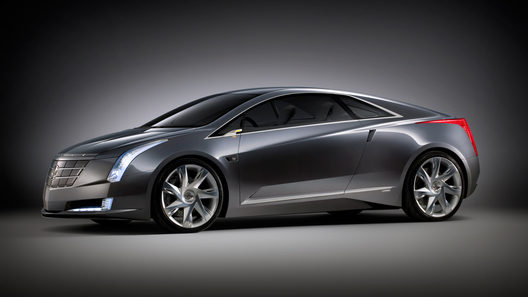 Cadillac подтверждает скорое появление гибридного купе