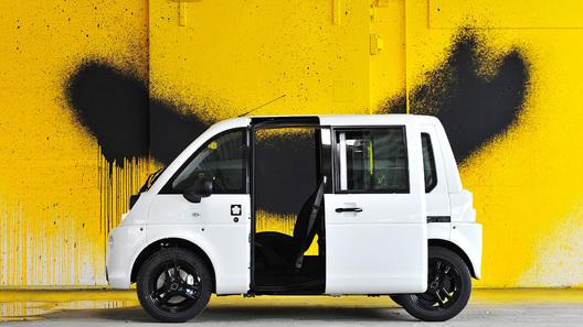 Электрический микроавтобус представят в Великобритании в сентябре
