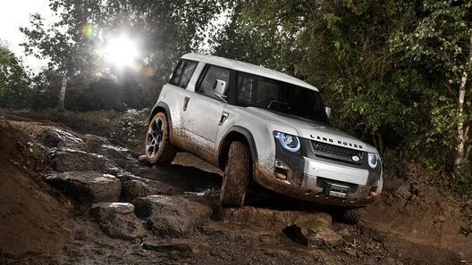 Land Rover Defender лишится рамы, а Range Rover Evoque сбережет крышу