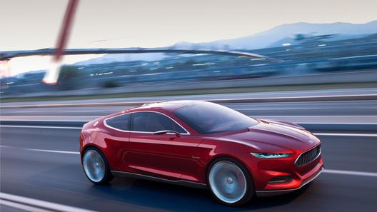 Ford рассекретил принципиально новый концепт