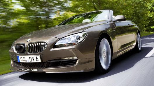 Самый мощный кабриолет BMW 6 серии приедет во Франкфурт