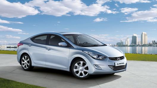 Объявлены цены на новое поколение Hyundai Elantra
