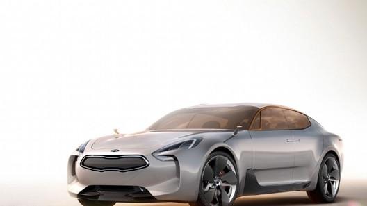 Концепт Kia GT получит турбированный мотор V6