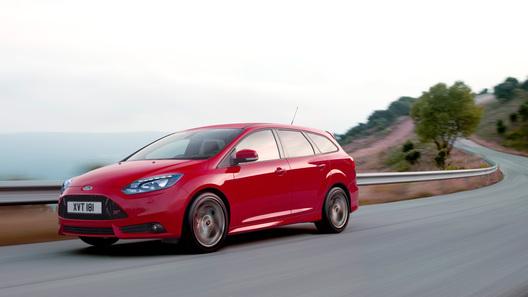 Ford Focus ST стал универсалом специально для Европы