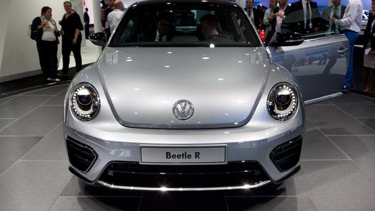 Volkswagen Beetle получил